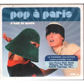 AA.VV. CD Pop A Paris Vol. 3 C'est La Mode  / Universal 069 111-2 Sigillato
