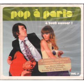 AA.VV. CD Pop A Paris Vol. 2 A Tout Casser / Universal 069 110 2 Sigillato