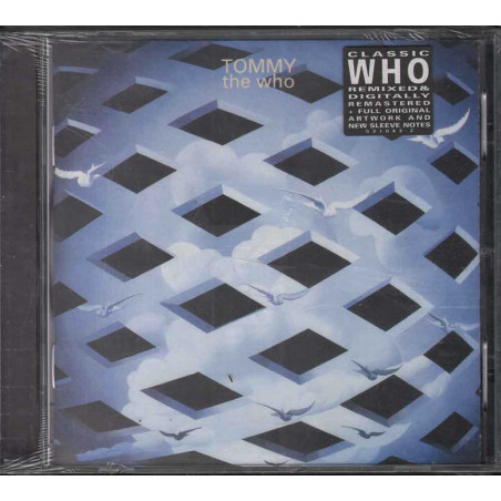 The Who CD Tommy / Polydor – 531 043-2 Sigillato