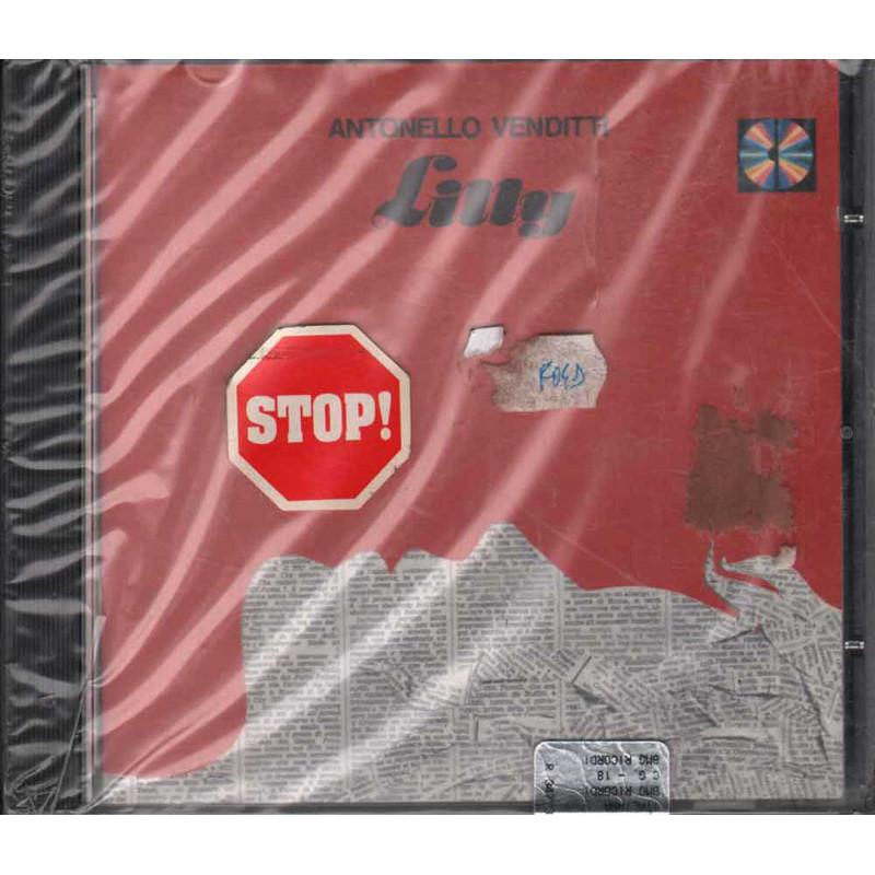 Antonello Venditti CD Lilly / Heinz Music 74321 649432 - Italia Sigillato
