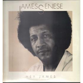 James Senese Lp Vinile Hey James / Blue Angel BAR 30991 Sigillato