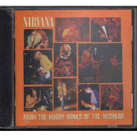 Nirvana CD From The Muddy Banks Of The Wishkah / Geffen GED 25105 Sigillato