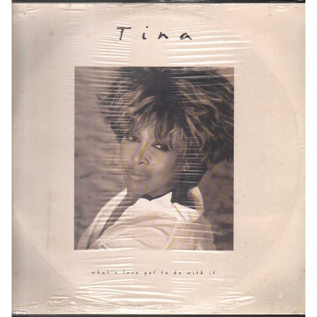 Tina Turner Lp Vinile What's Love Got To Do With It / Parlophone Sigillato