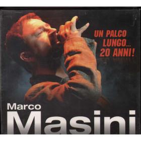 Marco Masini DVD 2 - - CD Un Palco Lungo...20 Anni Nuovo Sigillato 4029759062400