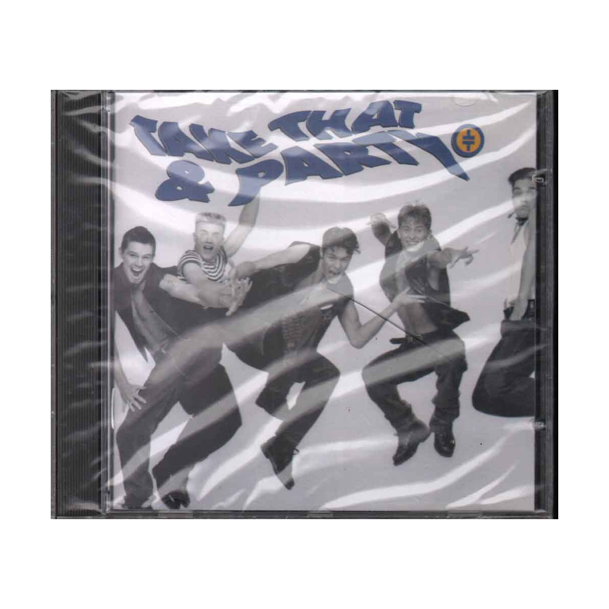 "Take That CD Take That & Party RCA -"" 74321109232 Sigillato 0743211092326"