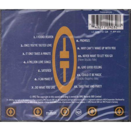 """Take That  CD Take That & Party RCA -"""" 74321109232 Sigillato 0743211092326"""