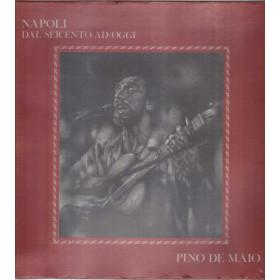 Pino De Maio Box 3 Vinile Napoli Dal Seicento Ad Oggi / Phonotype Sigillato