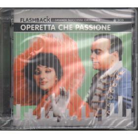 Operetta Che Passione CD I Grandi Successi Flashback New / RCA - Sony Sigillato