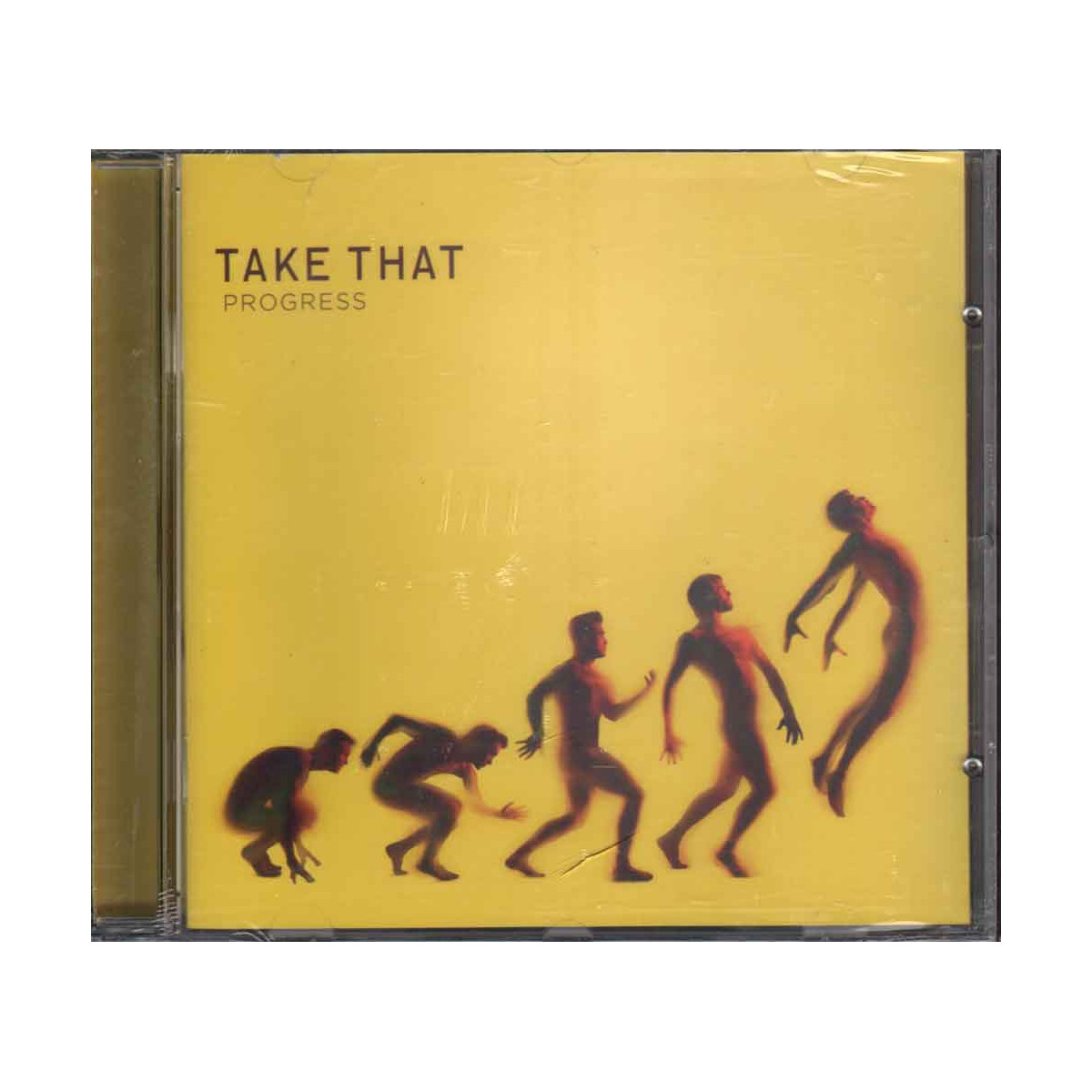 Take That CD Progress Nuovo Sigillato 0602527484747