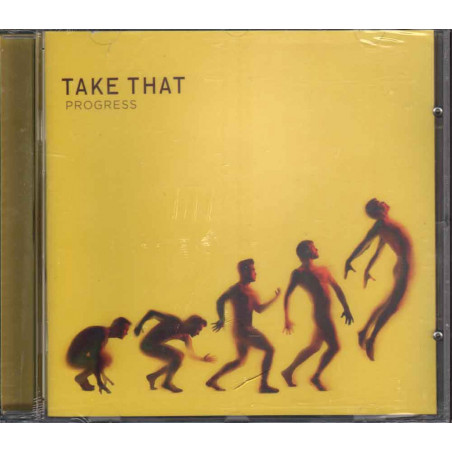 Take That CD Progress / Polydor ‎274 847-4 Sigillato 0602527484747