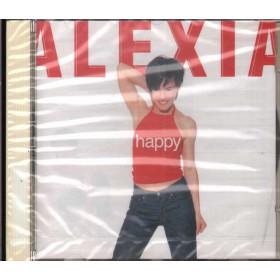Alexia CD Happy / Epic EPC 494999 2 Sigillato