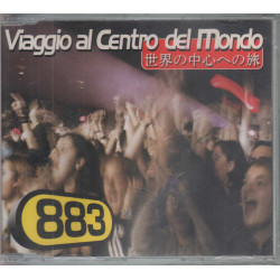 883 Cd'S Maxi Singolo Viaggio Al Centro Del Mondo / Free FRI 40432 Sigillato