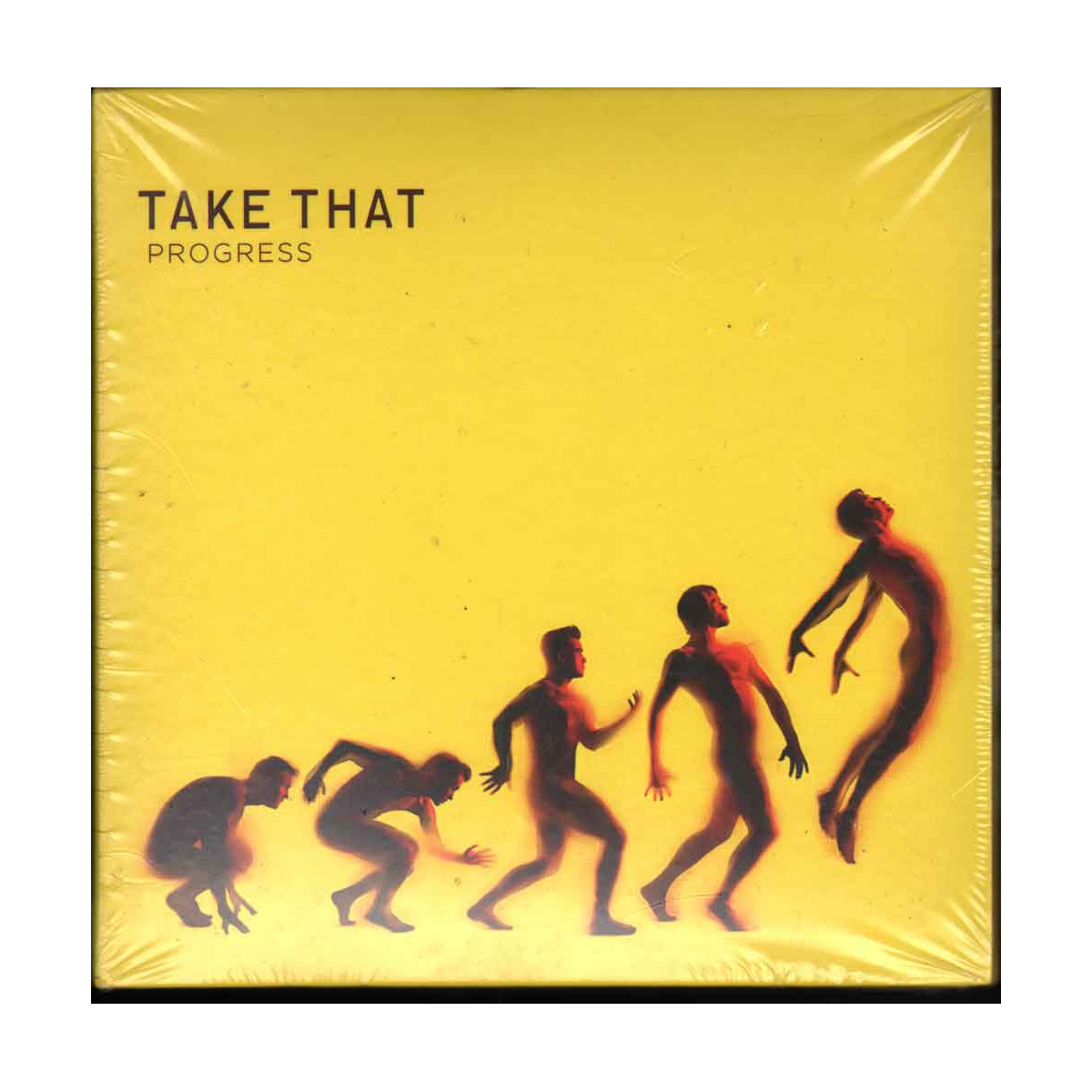 Take That CD Progress - Deluxe Edition Nuovo Sigillato 0602527559278