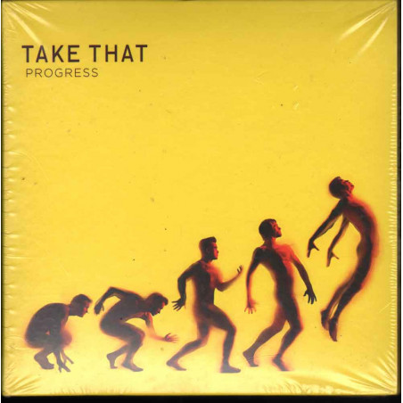 Take That CD Progress Deluxe Edition / Polydor Sigillato 0602527559278