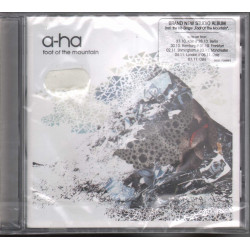 A-ha CD Foot Of The Mountain / We Love Music 0602527089980 Sigillato
