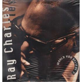 Ray Charles Lp Vinile Would You Believe / Warner 7599-26343-1 Sigillato