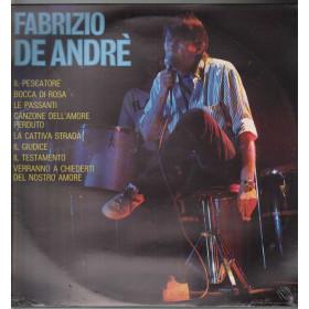 Fabrizio De Andre' Lp Vinile Omonimo Same Ricordi ORL8064 Orizzonte Sigillato