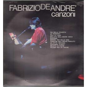 Fabrizio De Andre' Lp...
