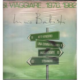Lucio Battisti Lp Vinile Si Viaggiare 1976 1982 / Numero Uno PL 70741 Sigillato