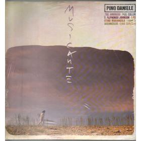 Pino Daniele Lp Vinile Musicante / EMI Bagaria 66 2401501 Sigillato