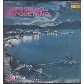 Toni Bruni Zuccheri E La Sua Orchestra Lp Vinile Carosello Napoletano Sigillato