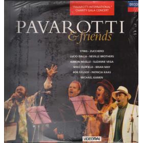 Sting Dalla Zucchero Lp Vinile Pavarotti & Friends Decca 440 100-1 Sigillato