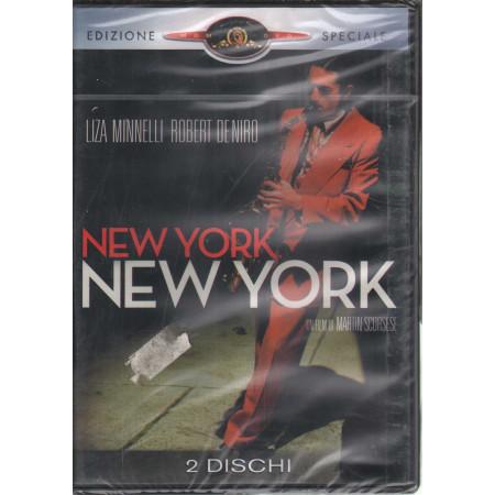 New York New York DVD Martin Scorsese Liza Minnelli Robert De Niro
