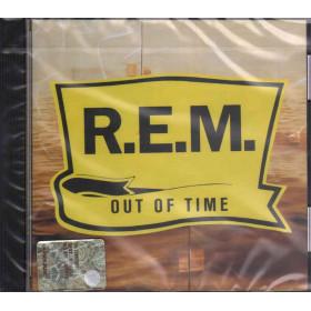 R.E.M. CD Out Of Time Nuovo Sigillato 0075992649629