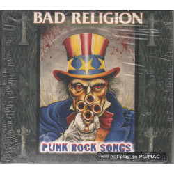 Bad Religion CD Punk Rock Songs The Epic Years / Epic ‎EPC 507628 9 Sigillato