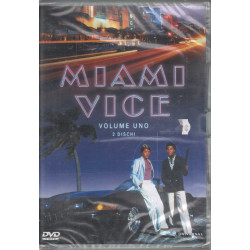 Miami Vice Volume 1 DVD D Johnson E James O Philip M Thomas Universal Sigillato