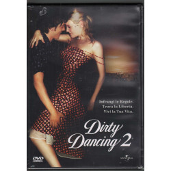 Dirty Dancing 2 DVD Diego...