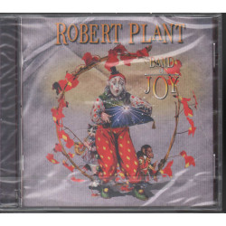 Robert Plant ‎CD Band Of Joy / Decca Es Paranza Records ‎– 2742241 Sigillato
