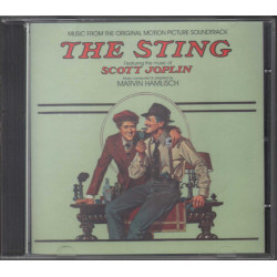 Marvin Hamlisch CD The Sting / Spectrum MCA Records ‎MCLD 19027 Sigillato