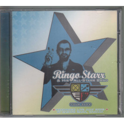 Ringo Starr CD Ringo Starr And His All-Starr Band Tour 2003 / CNR Sigillato