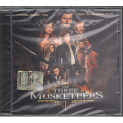 P Haslinger ‎CD The Three Musketeers / Milan ‎399 376-2 OST Soundtrack Sigillato