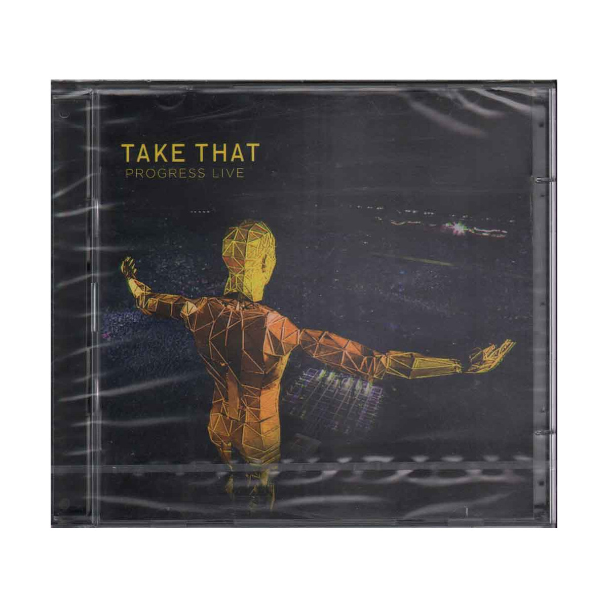 Take That 2 CD Progress Live Nuovo Sigillato 0602527900131