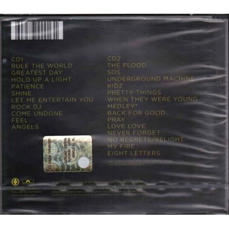 Take That  2 CD Progress Live Nuovo Sigillato 0602527900131