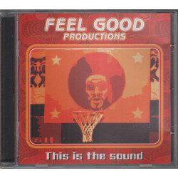 Feel Good Productions ‎CD This Is The Sound / NuN 0165222NUN Sigillato