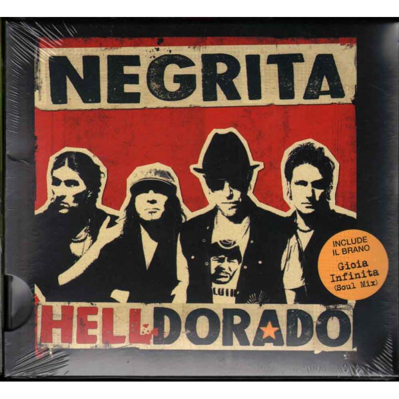 Negrita CD Helldorado Slidepack Nuovo Sigillato 0602527174815