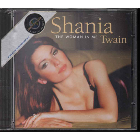 Shania Twain CD The Woman In Me / Mercury ‎Sigillato 0008817012926