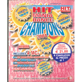 AA.VV 4 MC7 Hit Mania Dance...