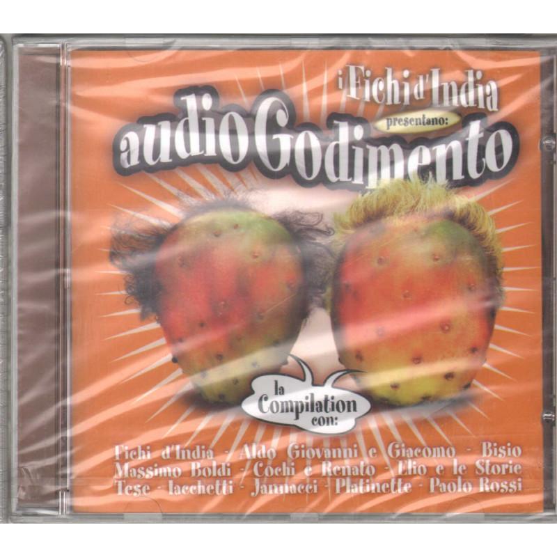 AAVV CD Audio Godimento - La Compilation / Columbia COL 498418 2 Sigillato