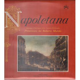 R Murolo 4 Lp Napoletana Antologia Cronologica Della Canzone Parte Prima Sigillato