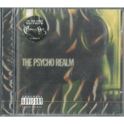 Psycho Realm CD The Psycho...