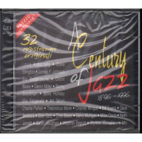 AA.VV. 2 CD A Century of Jazz 1896-1996 Nuovo Sigillato 5099748536020