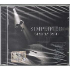 Simply Red CD Simplified / Edel simplyred.com 50551317 0043 0 Sigillato