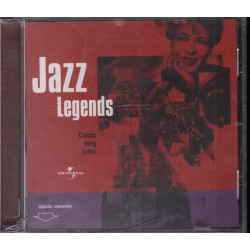 AA.VV. CD Jazz Legends: Classic Song Books Nuovo Sigillato 0602498162576