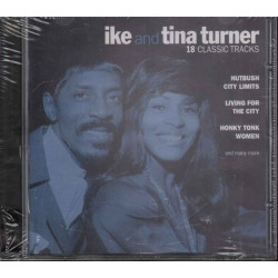 Ike And Tina Turner CD 18 Classic Tracks / EMI Gold ‎Sigillato 0724385296628