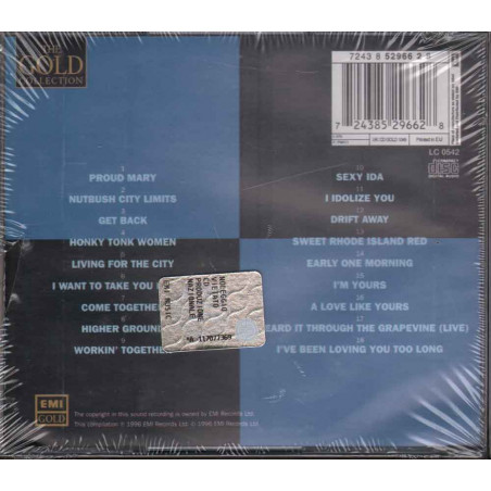 Ike And Tina Turner CD 18 Classic Tracks Sigillato 0724385296628