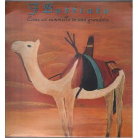 Battiato Lp Come Un Cammello In Una Grondaia / EMI La Voce Del Padrone Sigillato